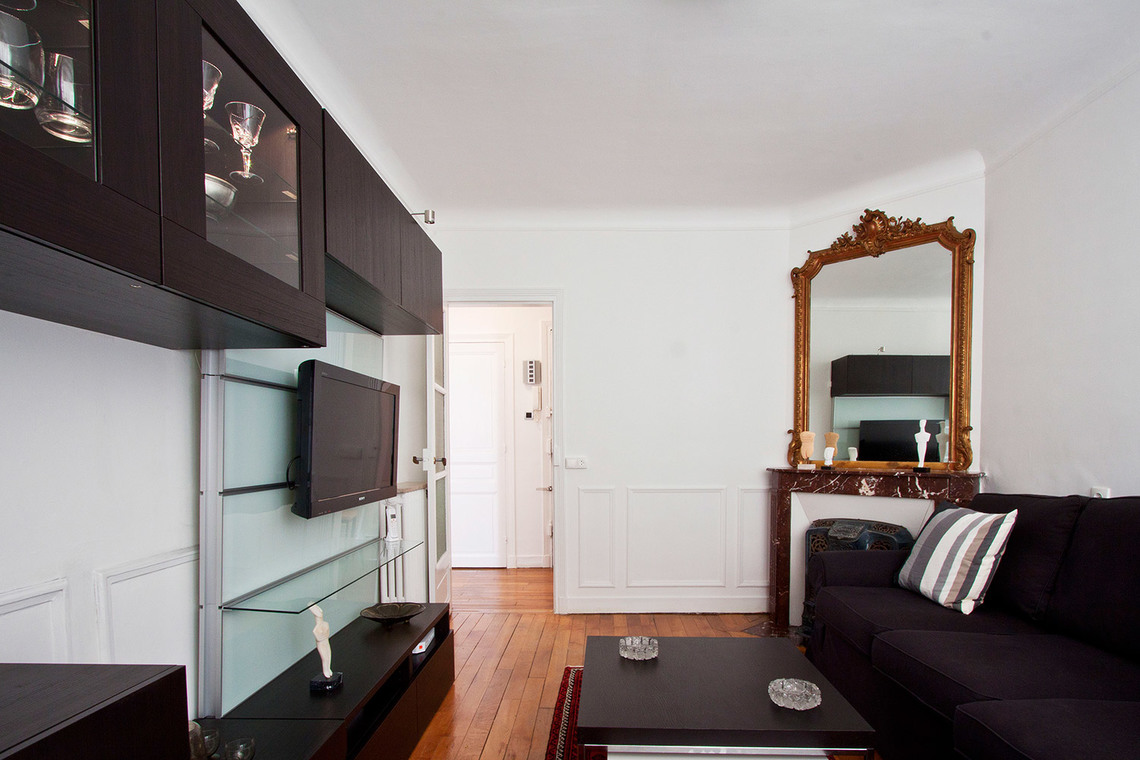 Paris Rue des Grands Champs Apartment for rent