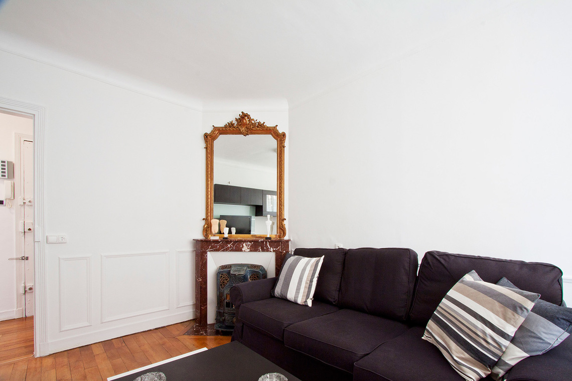 Apartment Paris Rue des Grands Champs 4