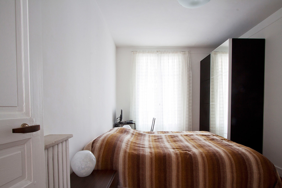 Apartment Paris Rue des Grands Champs 7