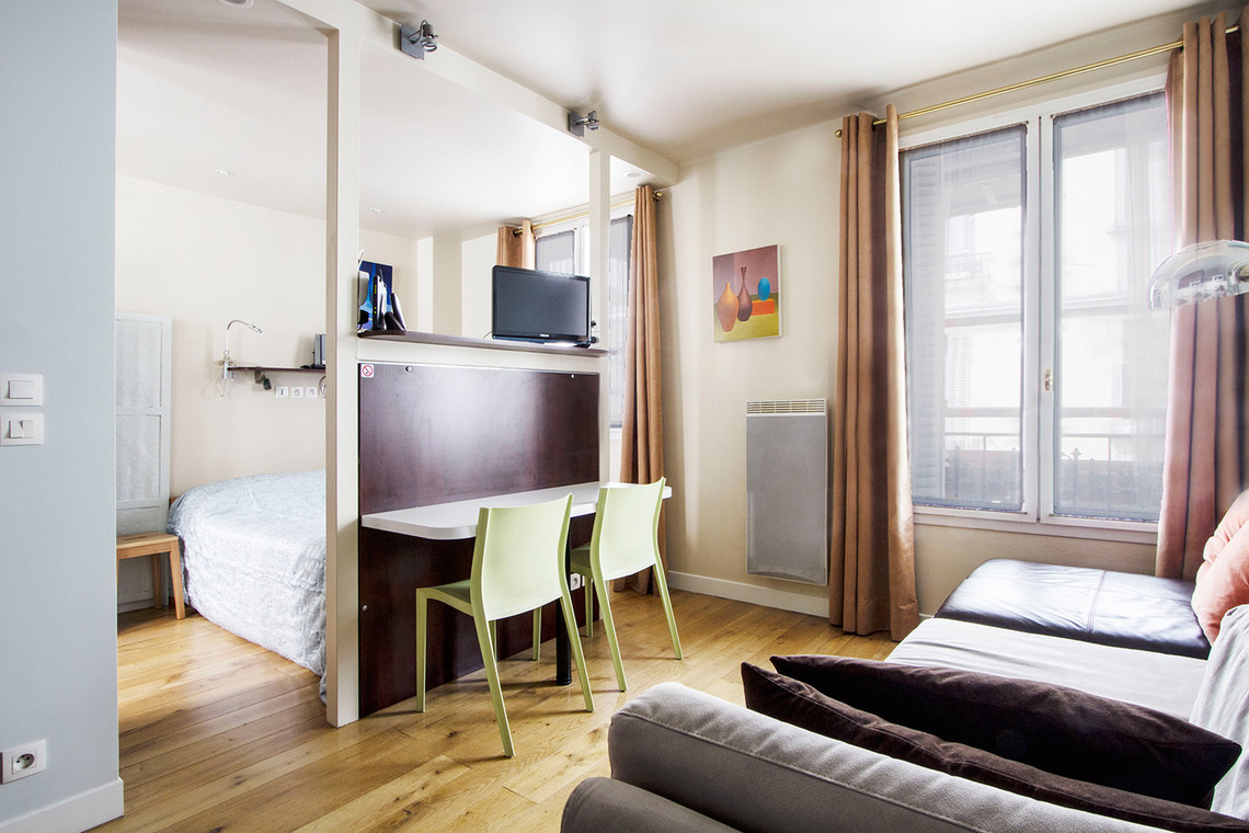 Furnished apartment for rent Paris Rue d'Armaillé