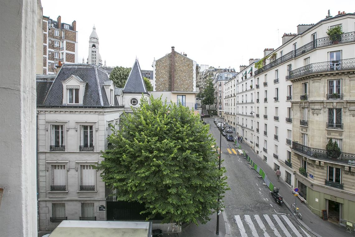 Квартира Paris Rue Lamarck 10