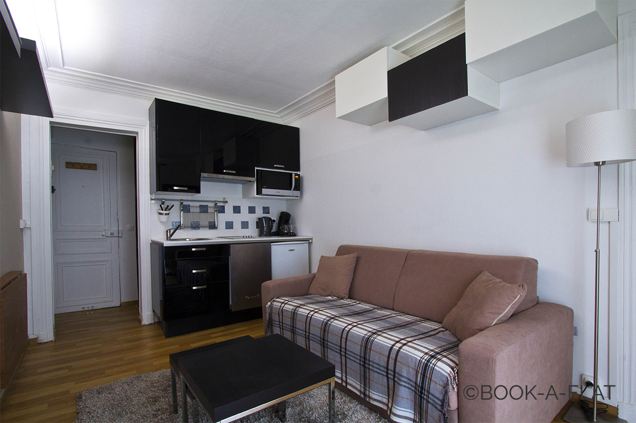Furnished apartment for rent Paris Rue de Miromesnil