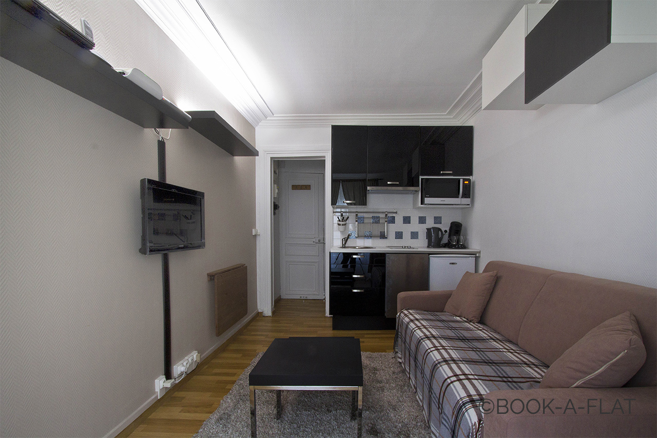 Paris Rue de Miromesnil Apartment for rent
