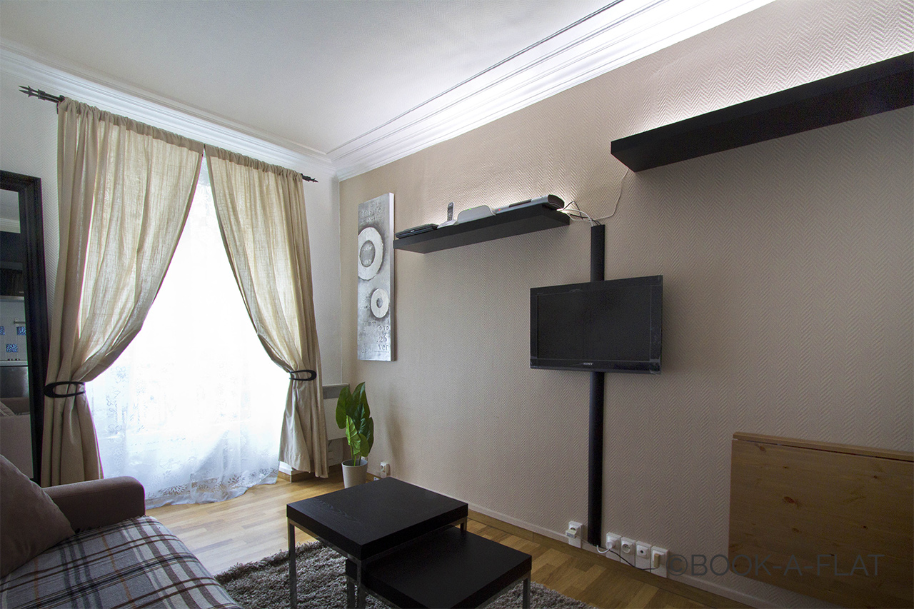Apartment Paris Rue de Miromesnil 5