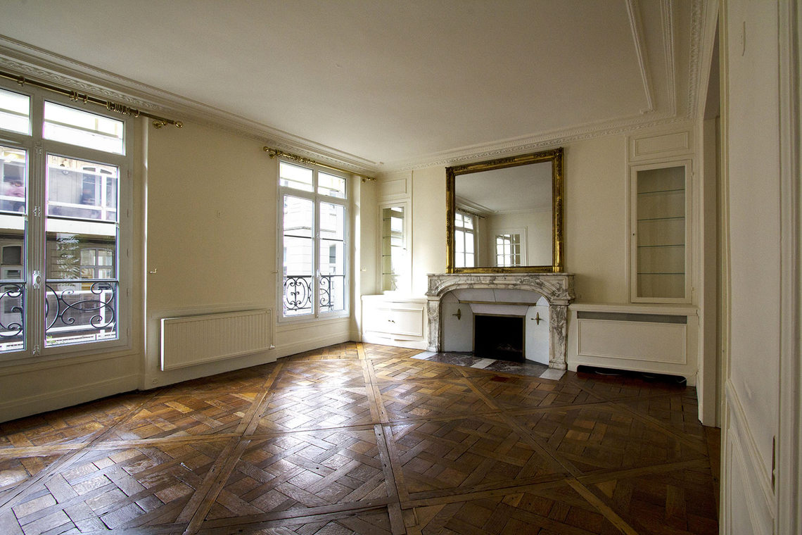 Furnished apartment for rent Paris Rue de la Sourdière