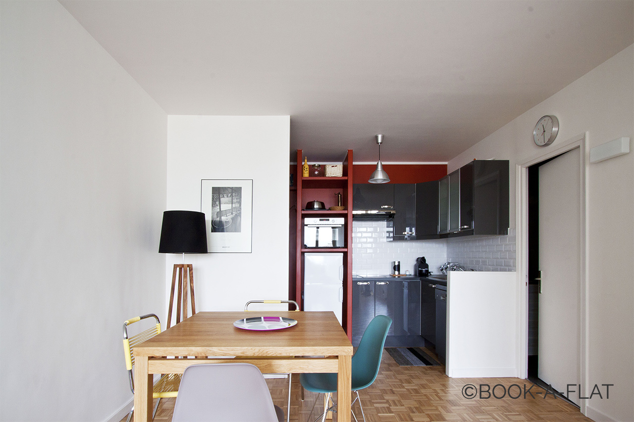 Apartment Paris Rue Pernety 5