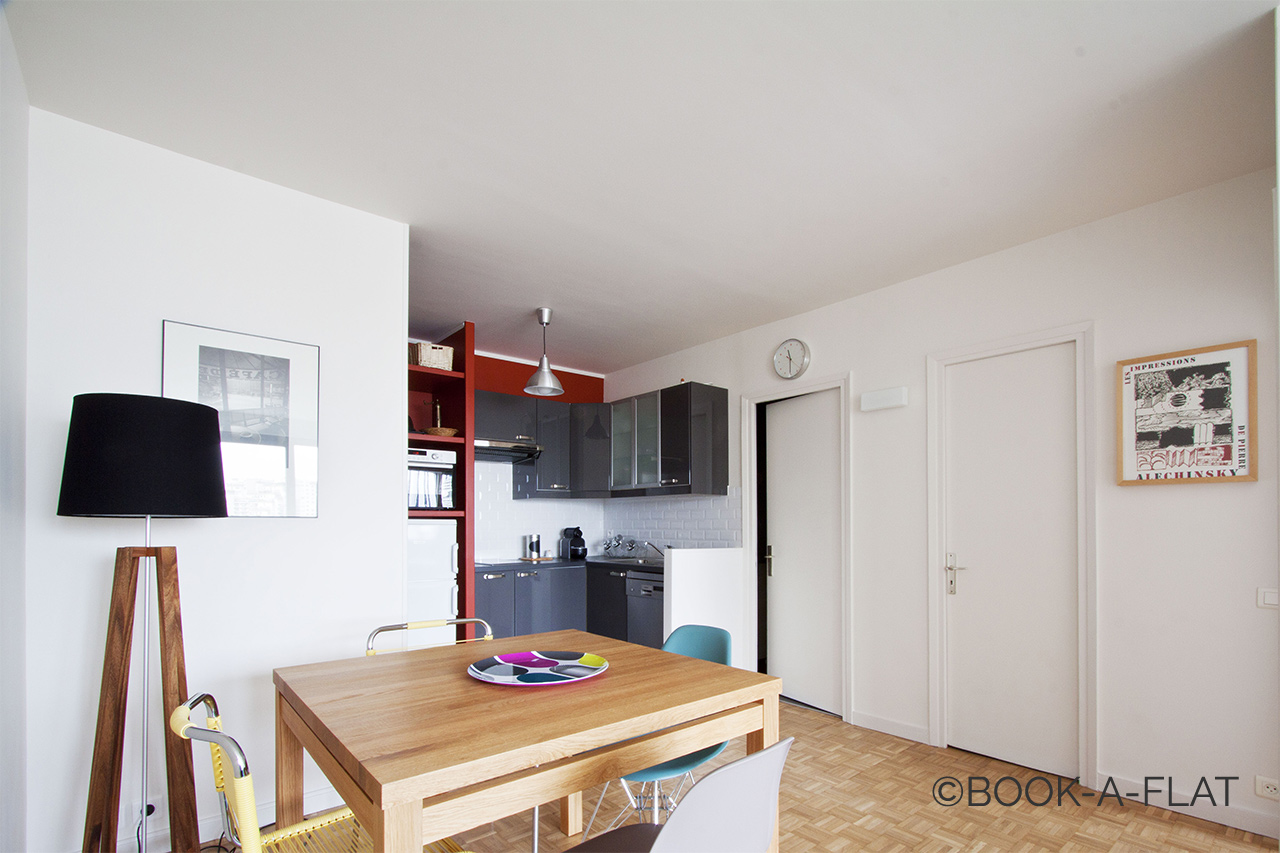 Apartment Paris Rue Pernety 6
