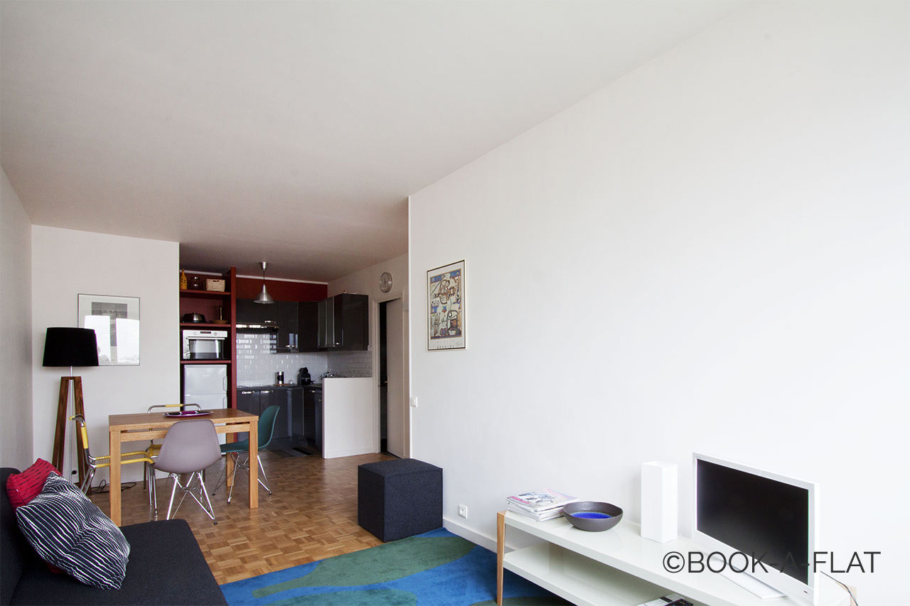 Apartment Paris Rue Pernety 3