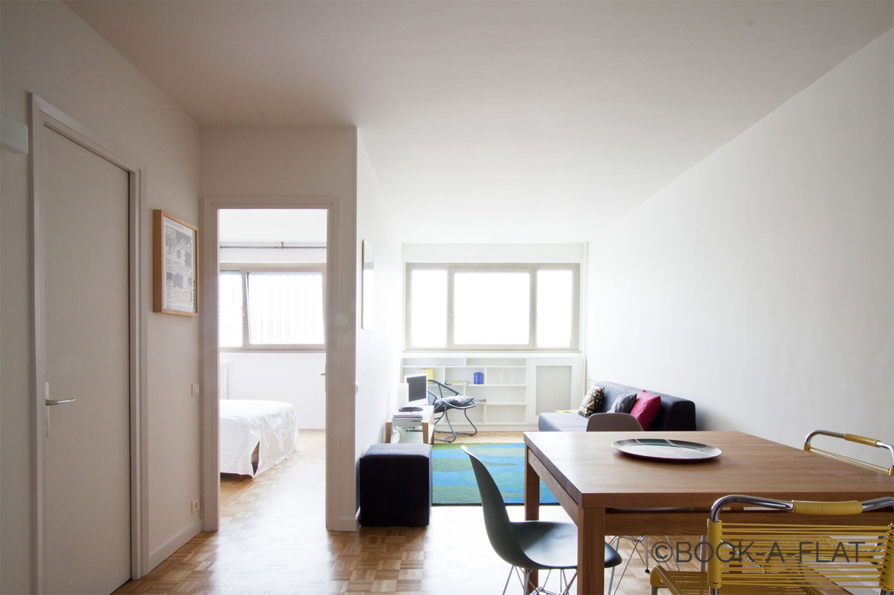 Apartment Paris Rue Pernety 4