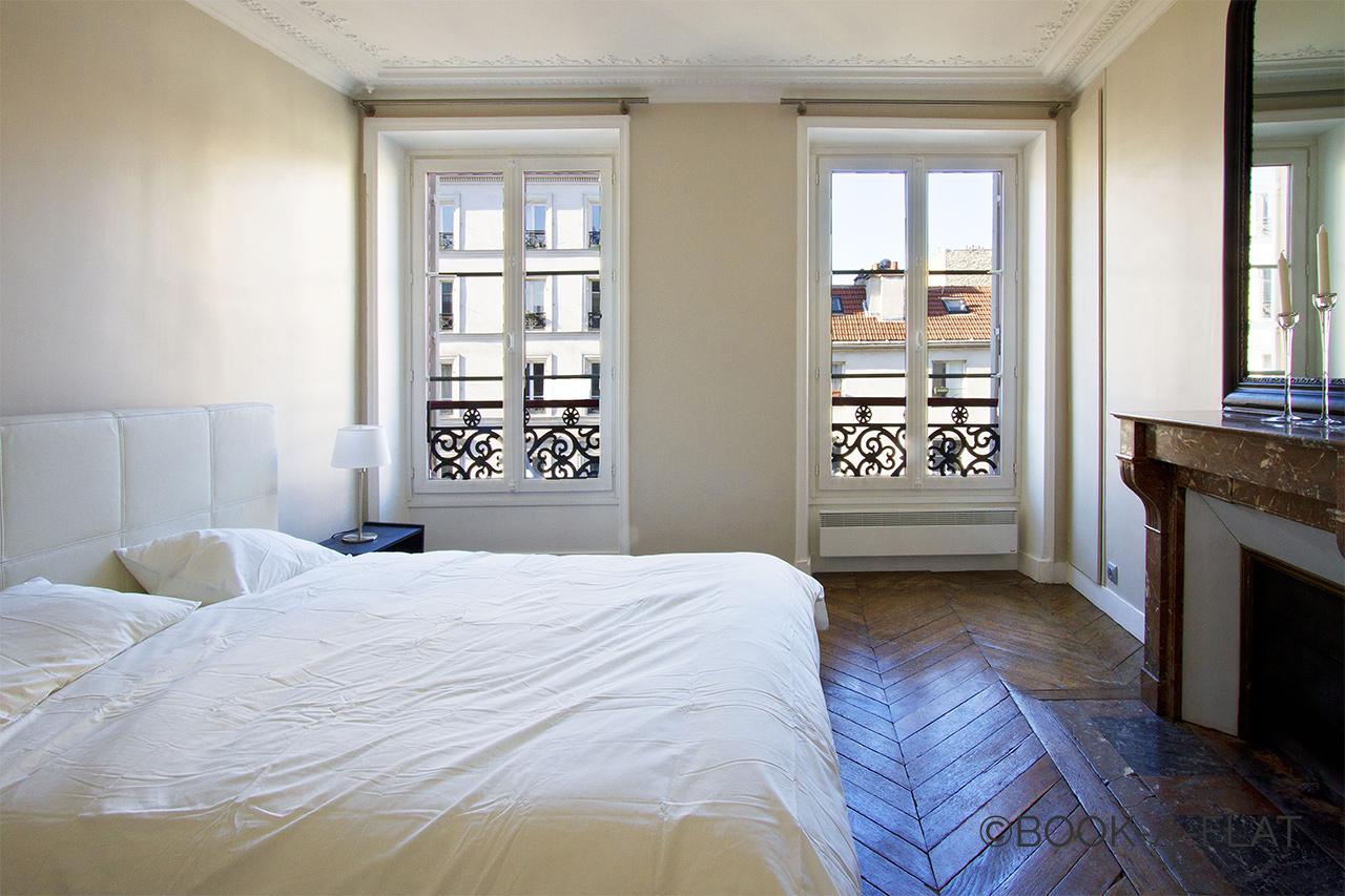 Apartment Paris Rue du Faubourg Saint Martin 6