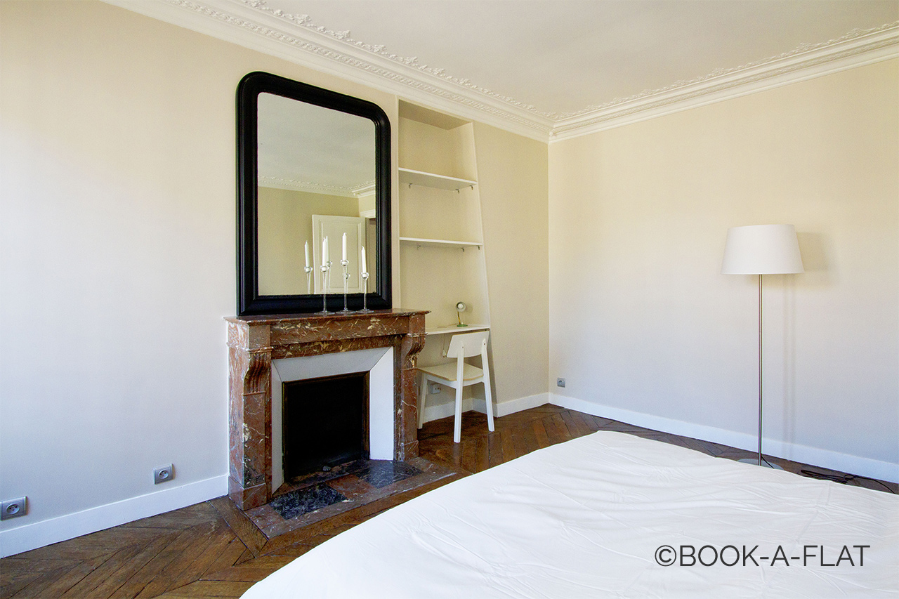 Apartment Paris Rue du Faubourg Saint Martin 7