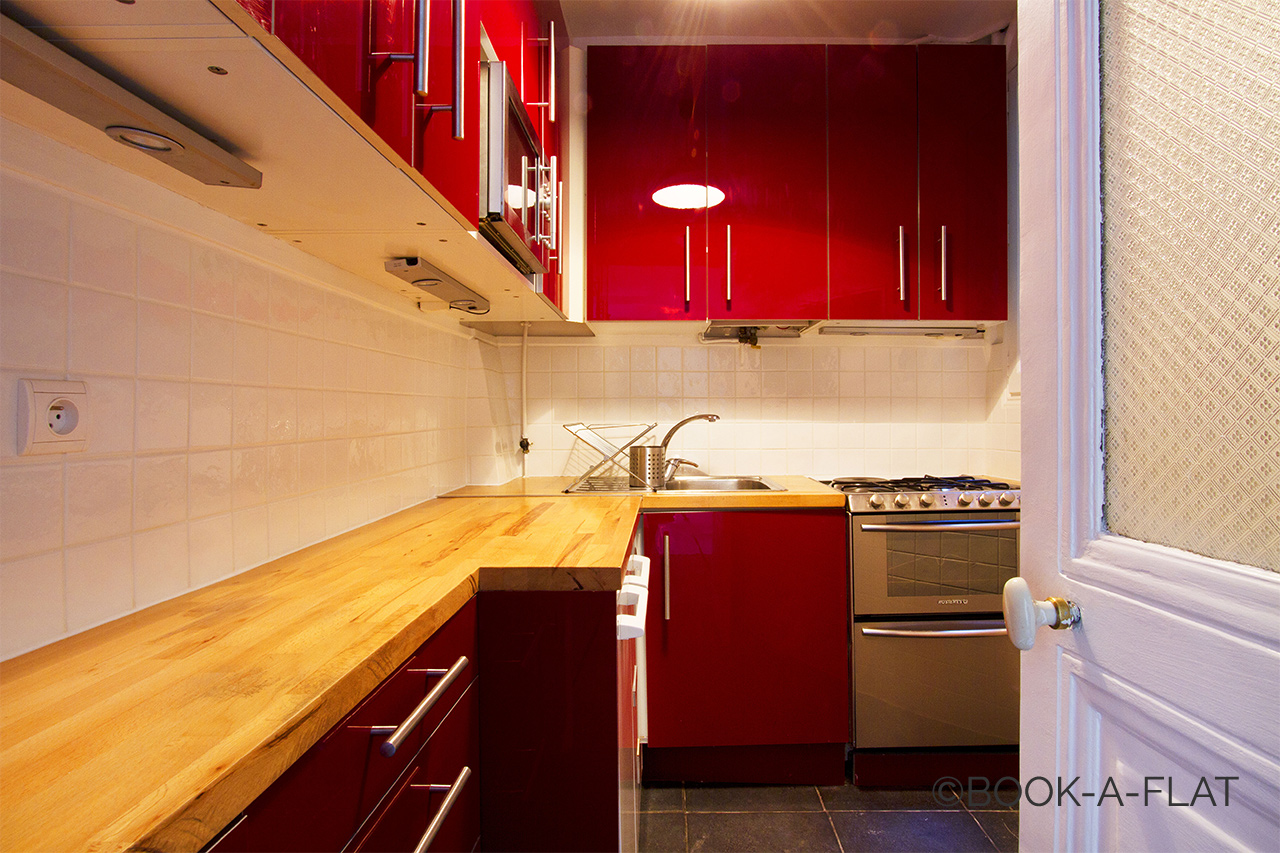 Apartment Paris Rue du Faubourg Saint Martin 5