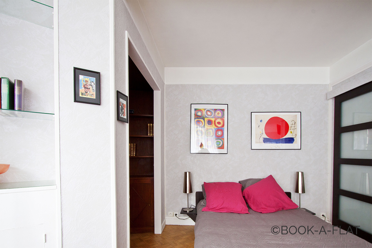 Appartement Paris Boulevard Murat 5
