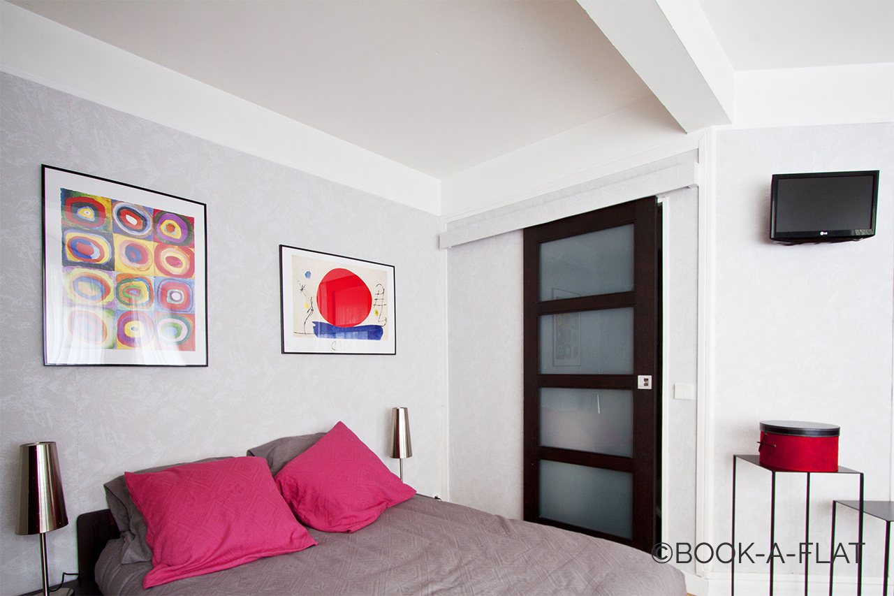 Appartement Paris Boulevard Murat 6