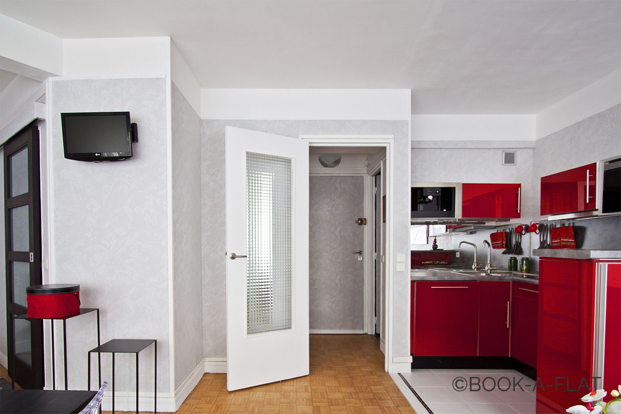 Appartement Paris Boulevard Murat 8