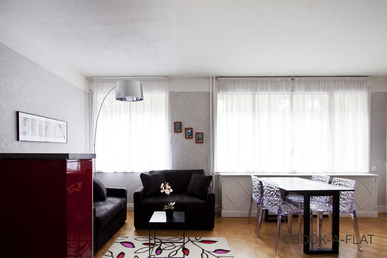 Appartement Paris Boulevard Murat 3