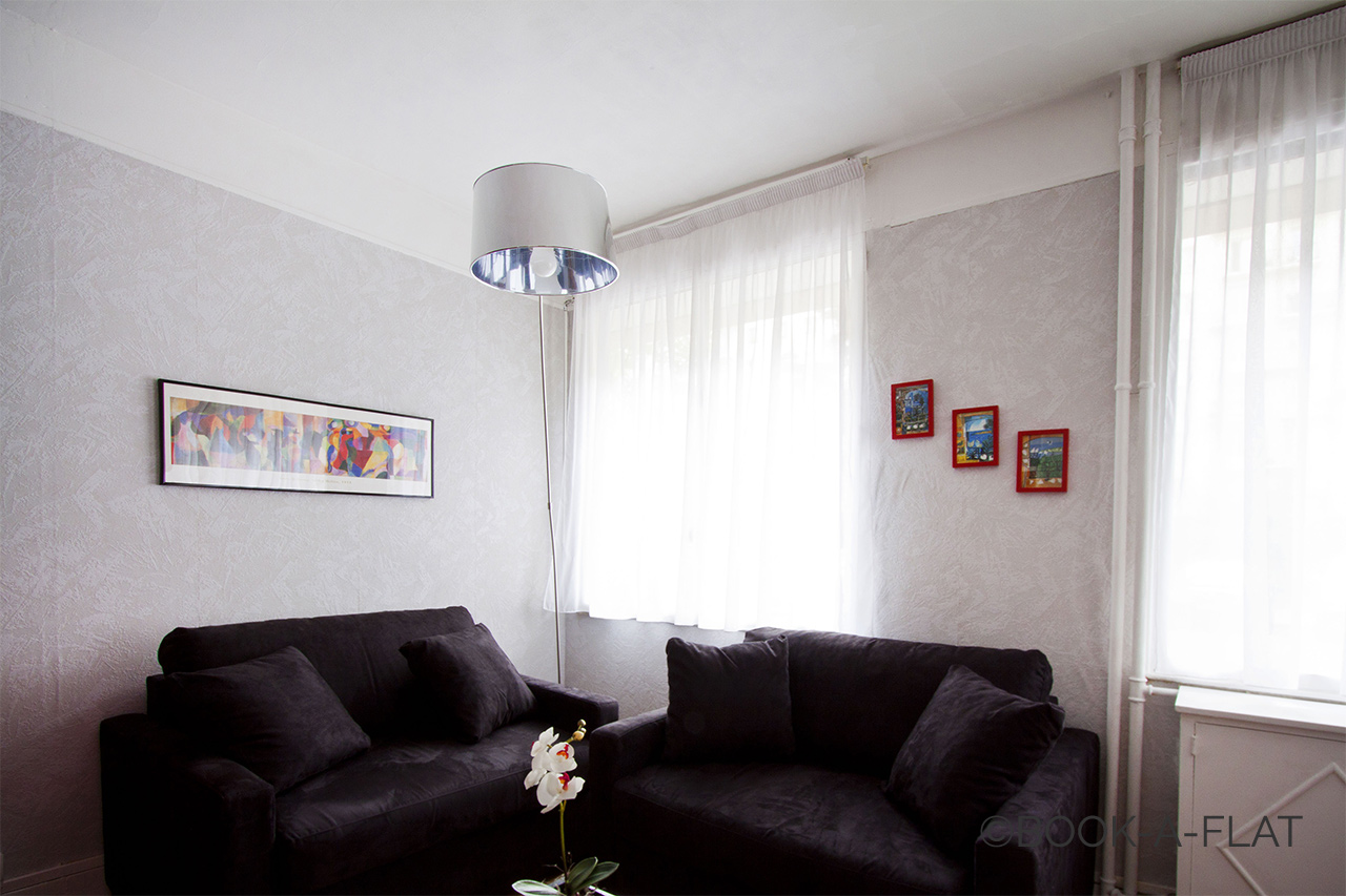 Appartement Paris Boulevard Murat 4