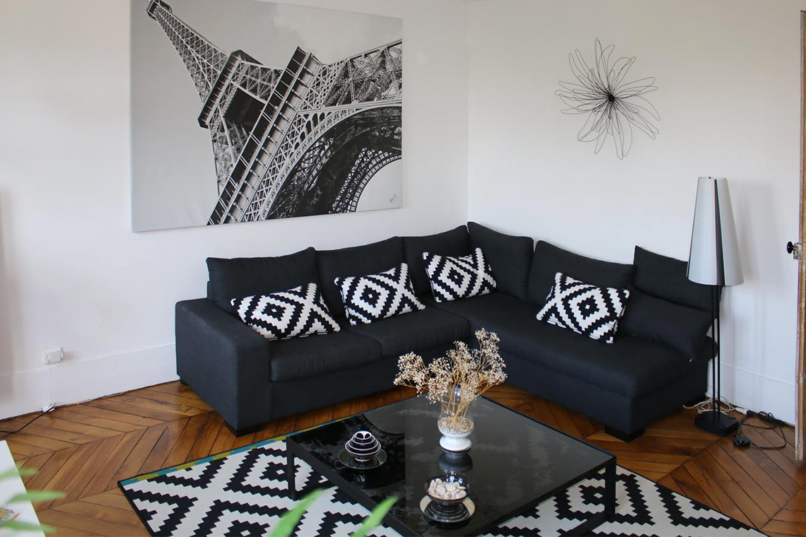 Paris Rue de la Roquette Apartment for rent