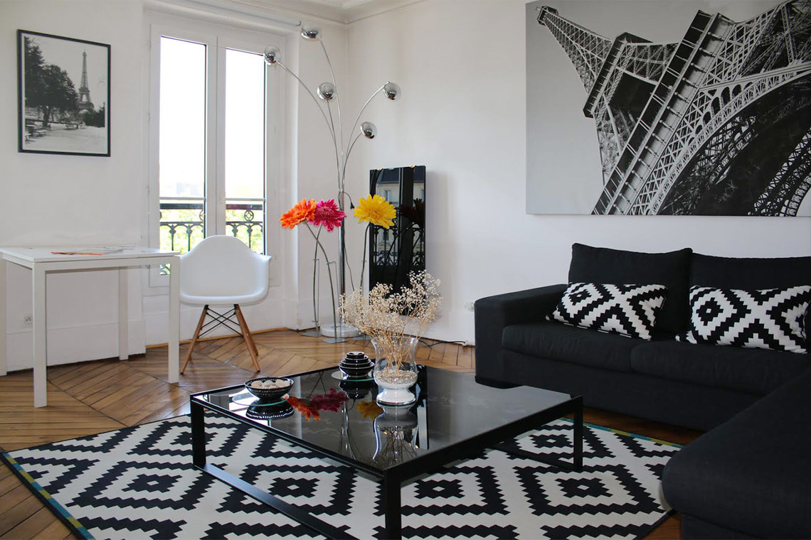 Furnished apartment for rent Paris Rue de la Roquette