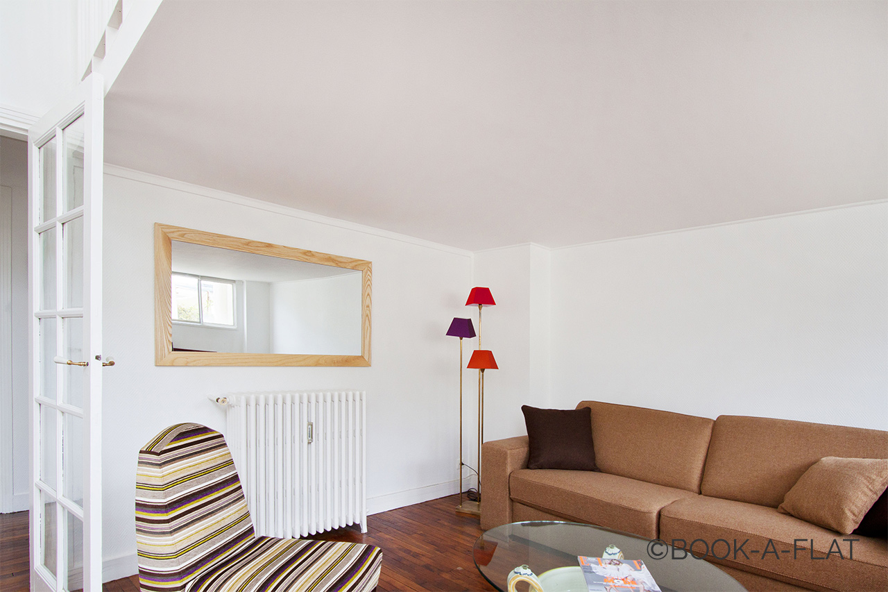 Appartement Paris Rue Pernety 2
