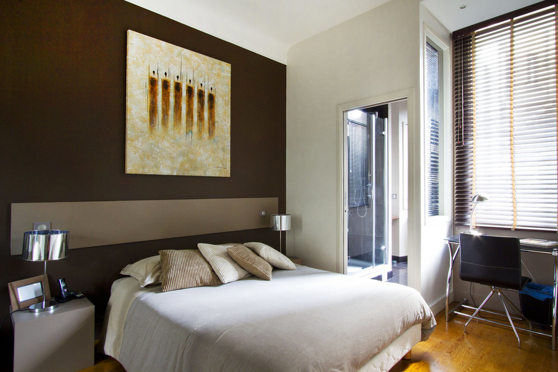 Appartamento Paris Rue Juliette Lamber 10