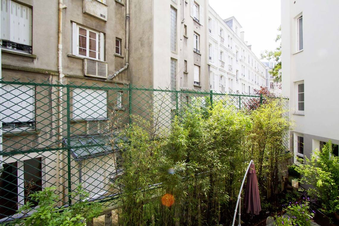 Appartamento Paris Rue Juliette Lamber 12