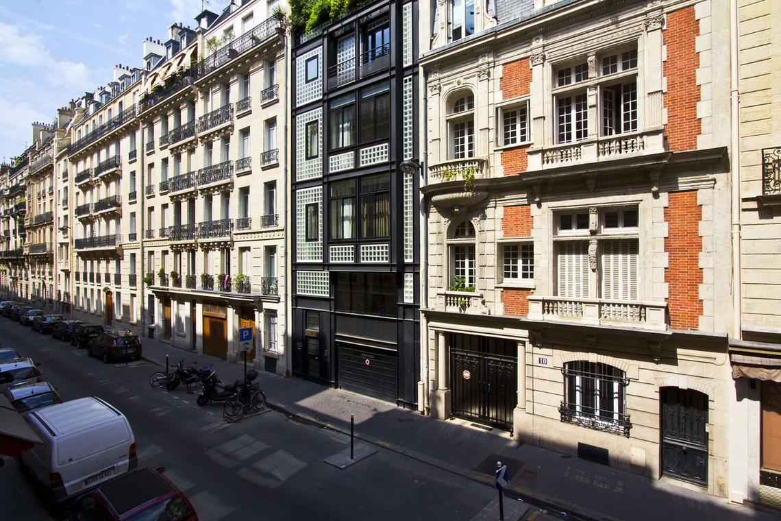 Appartamento Paris Rue Juliette Lamber 13