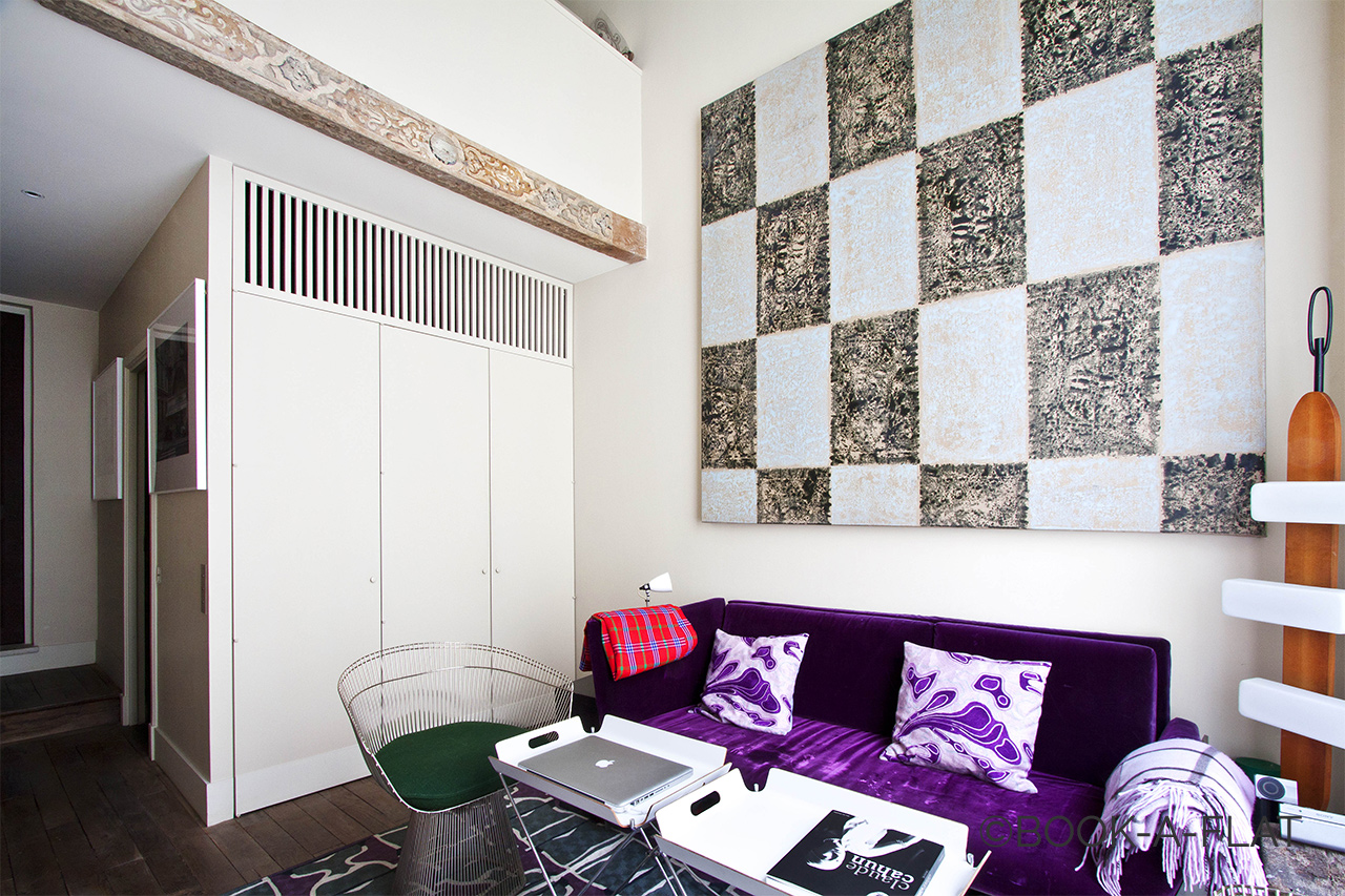 Paris Rue Vide Gousset Apartment for rent