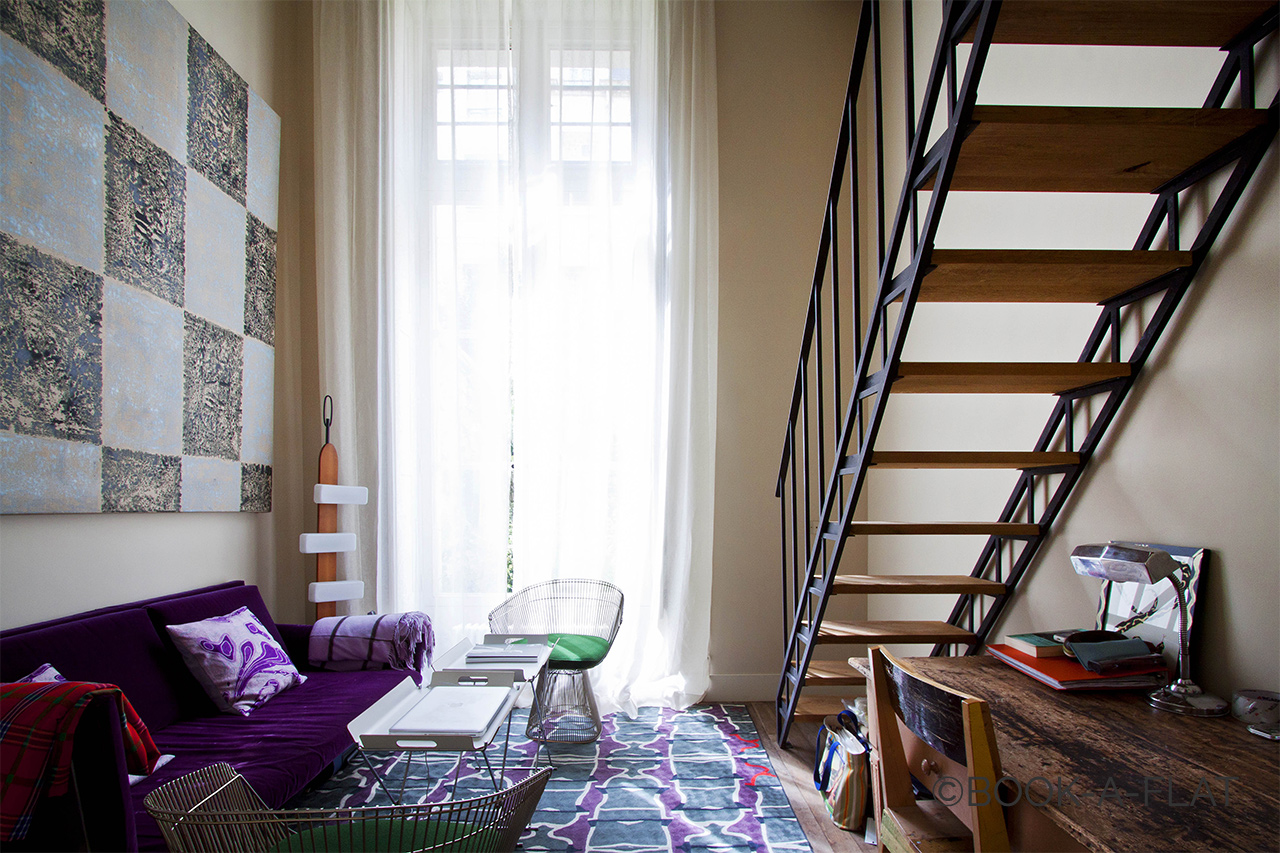 Apartment Paris Rue Vide Gousset 2