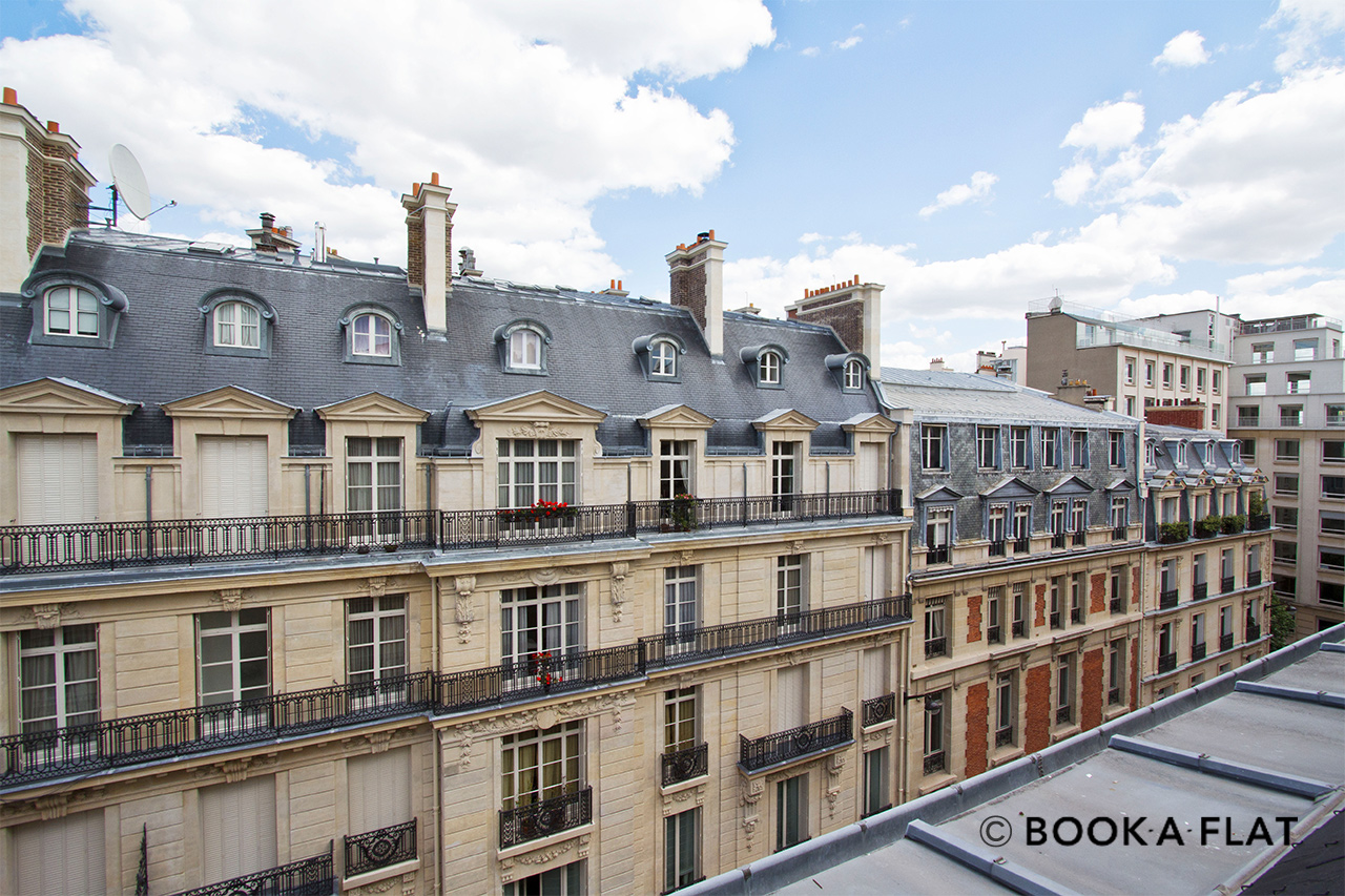Appartement Paris Rue Bayard 10