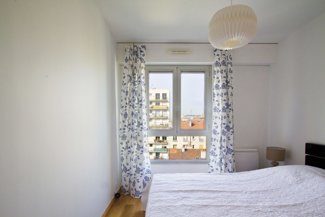 Appartement Paris Rue Planchat 10