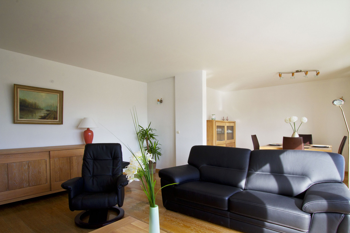 Appartement Paris Rue Planchat 3