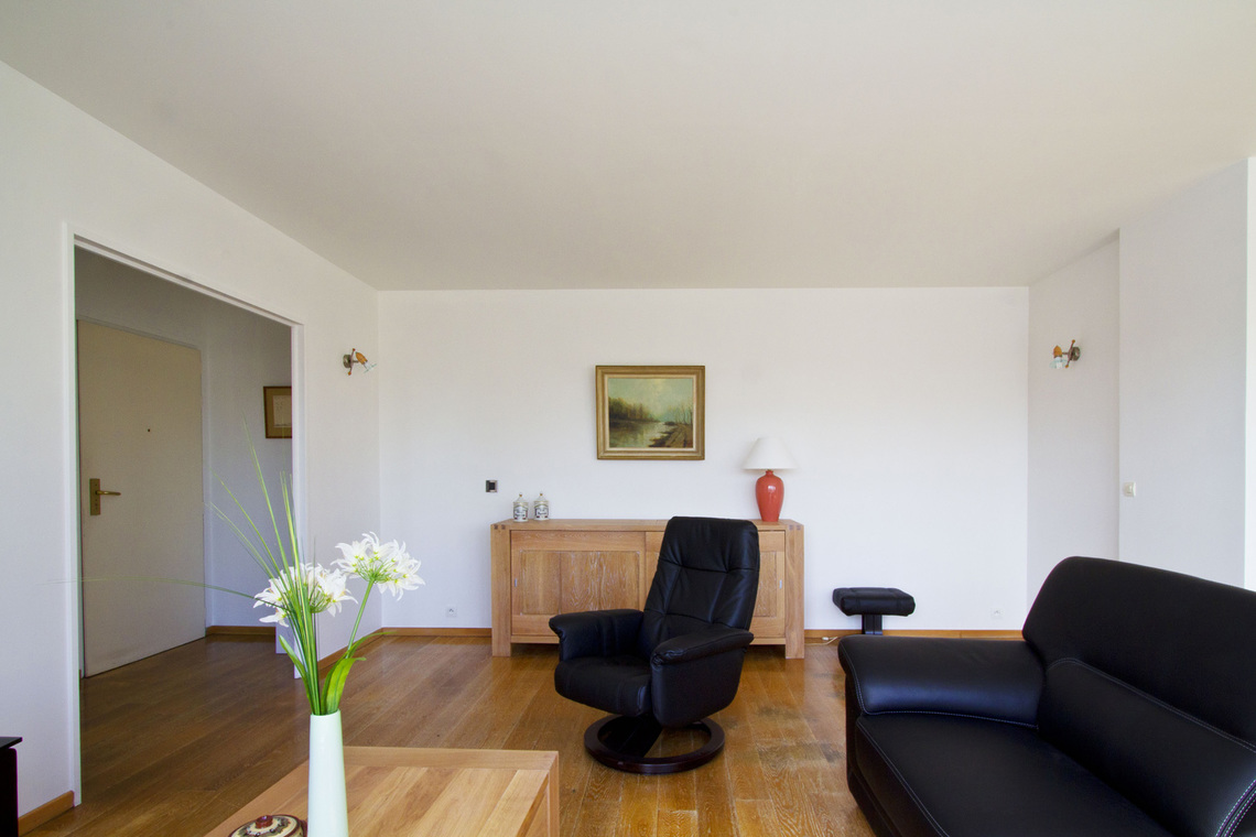 Appartement Paris Rue Planchat 5
