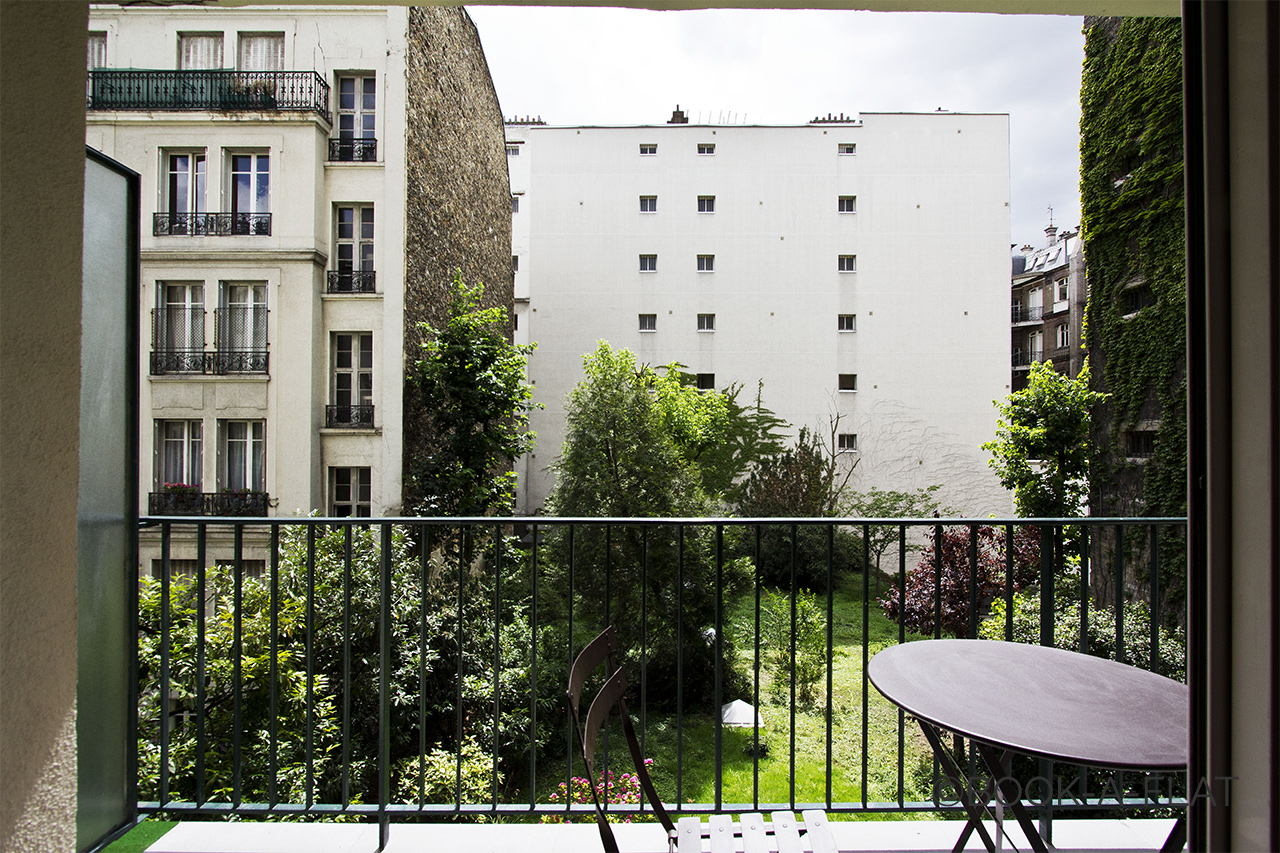 Apartment Paris Rue de Longchamp 6