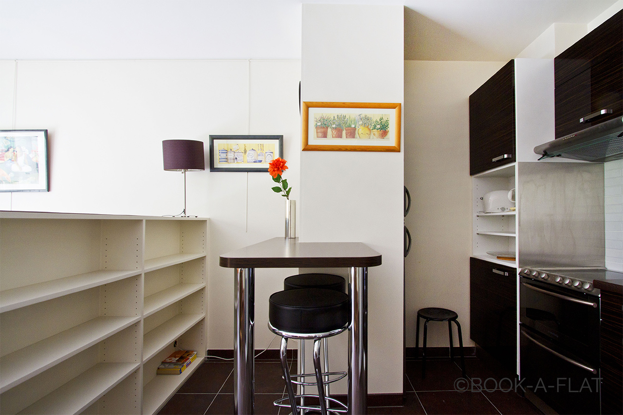 Apartment Paris Rue de Longchamp 8