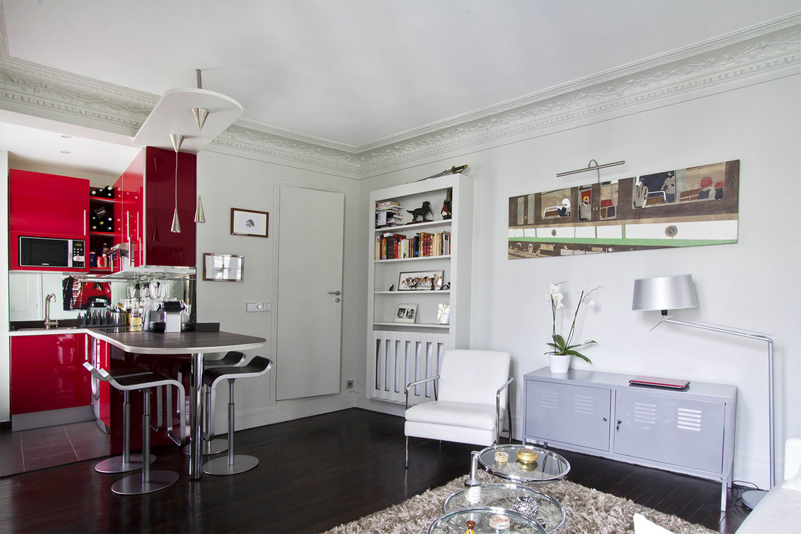 Apartment Paris Rue Godot de Mauroy 4