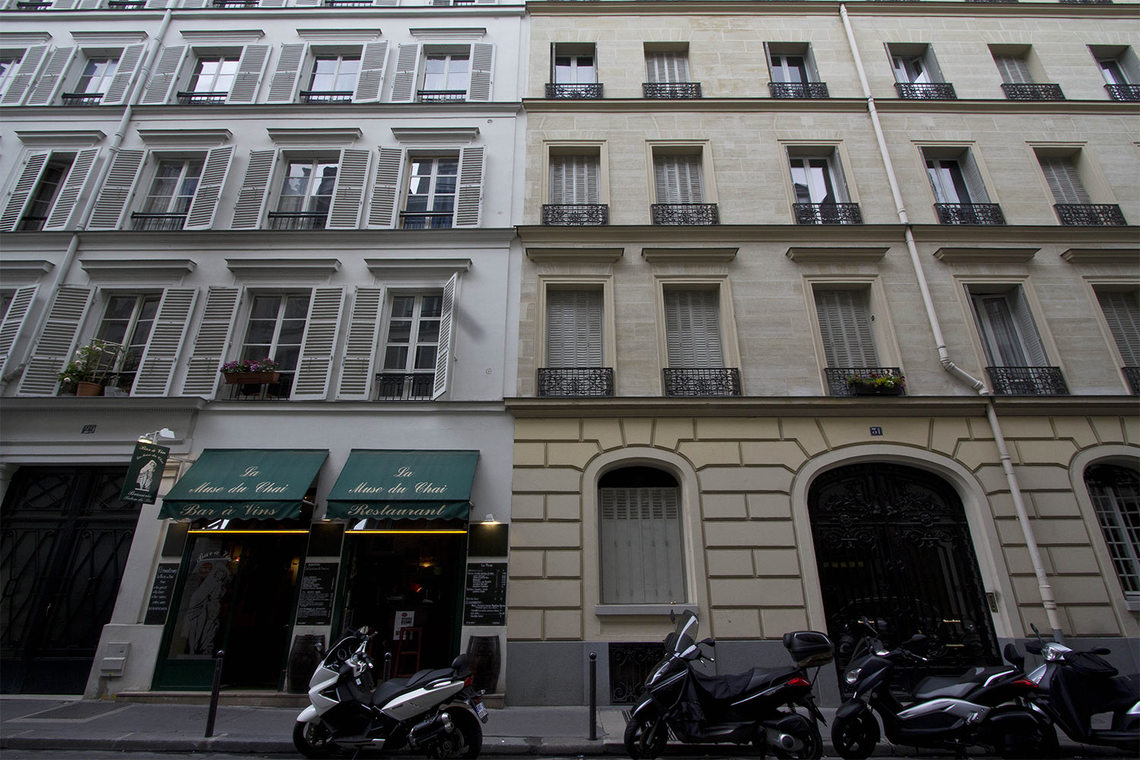 Apartment Paris Rue Godot de Mauroy 10
