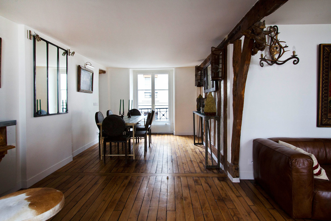 Apartment Paris Rue Pecquay 3