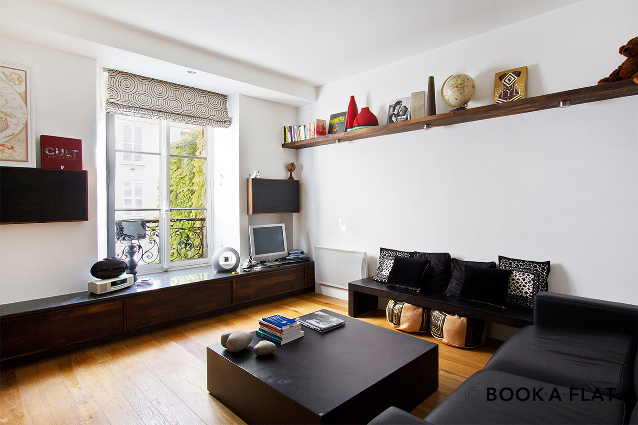Paris Rue de Chaillot Apartment for rent
