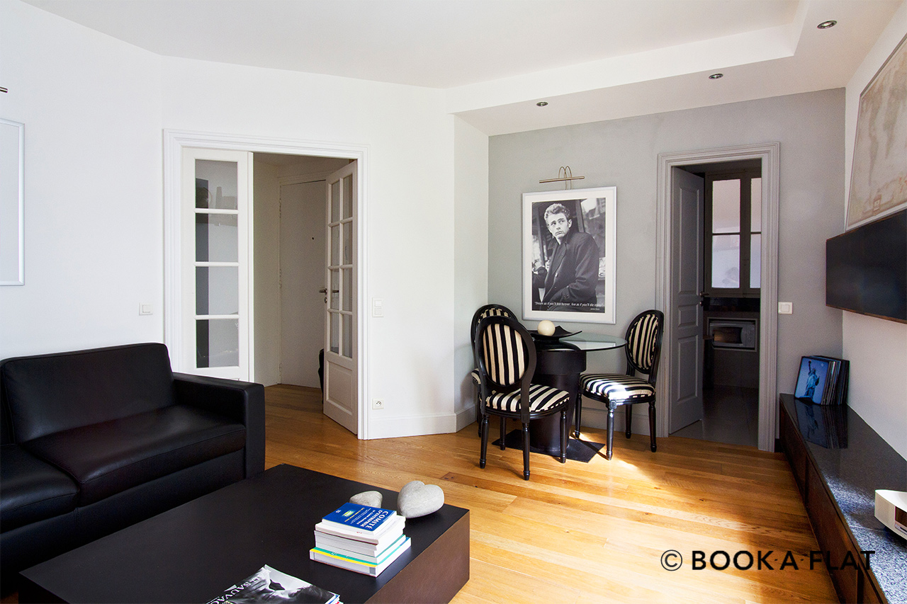 Apartment Paris Rue de Chaillot 4