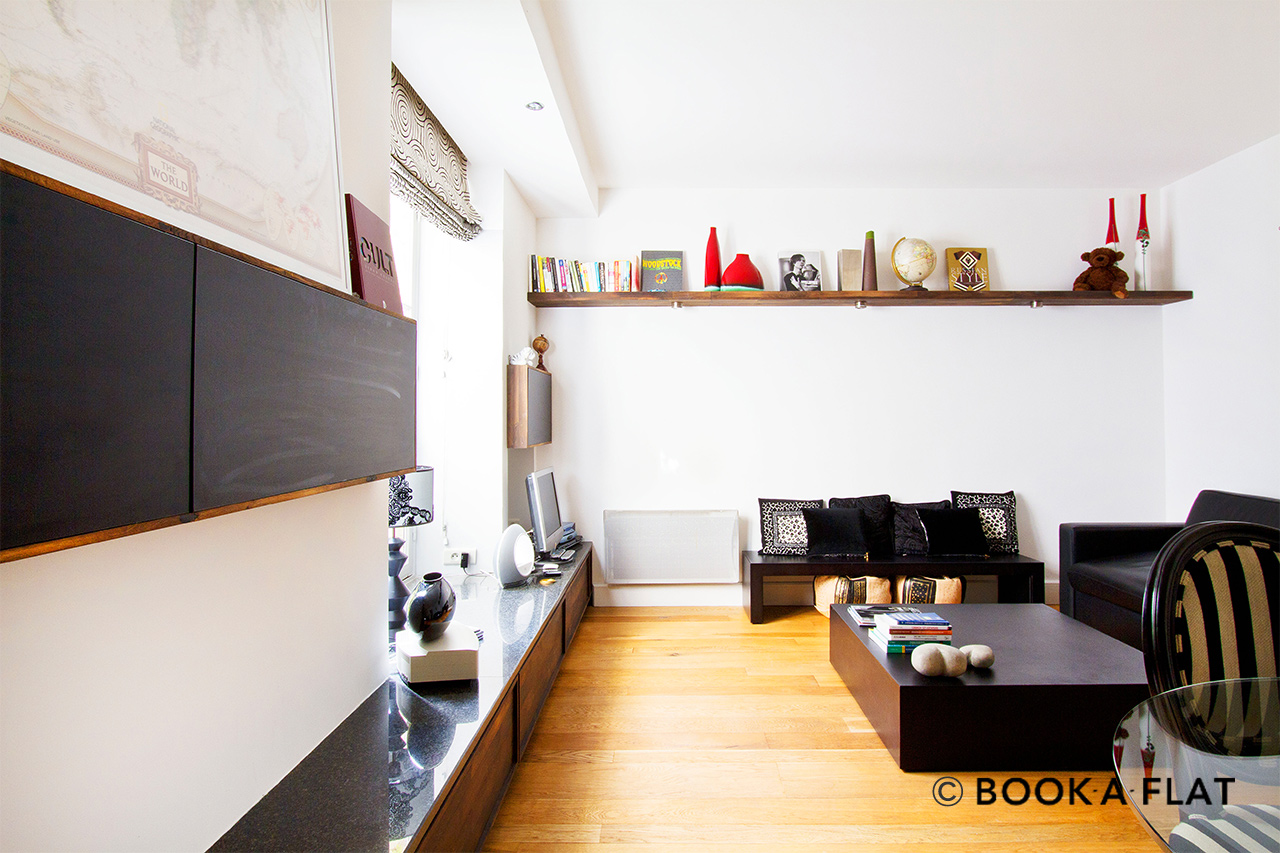 Apartment Paris Rue de Chaillot 5