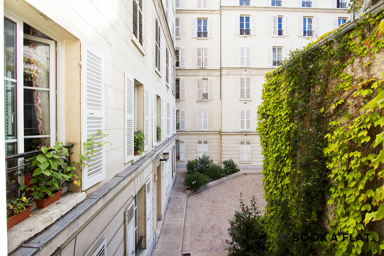 Apartment Paris Rue de Chaillot 10