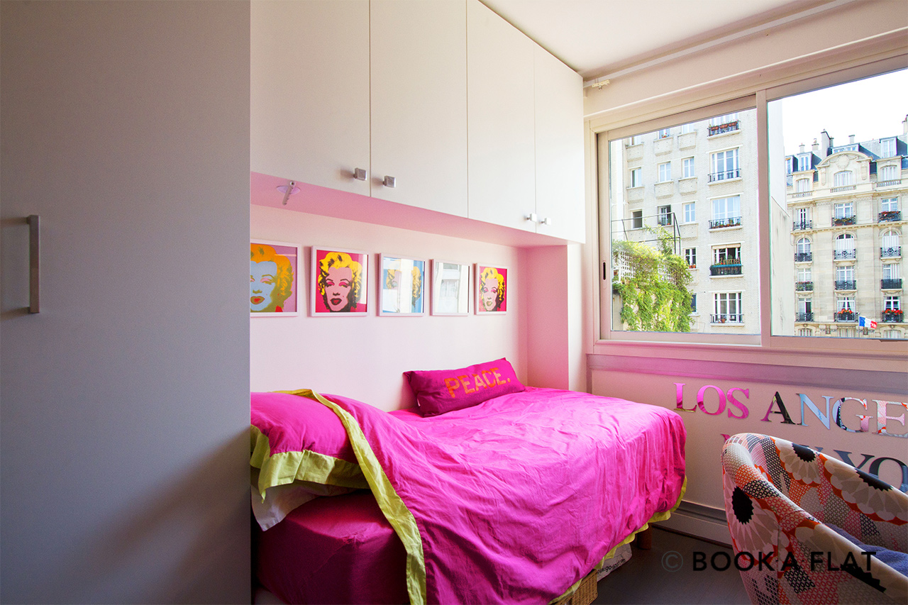 Apartment Paris Rue de Vaugirard 8