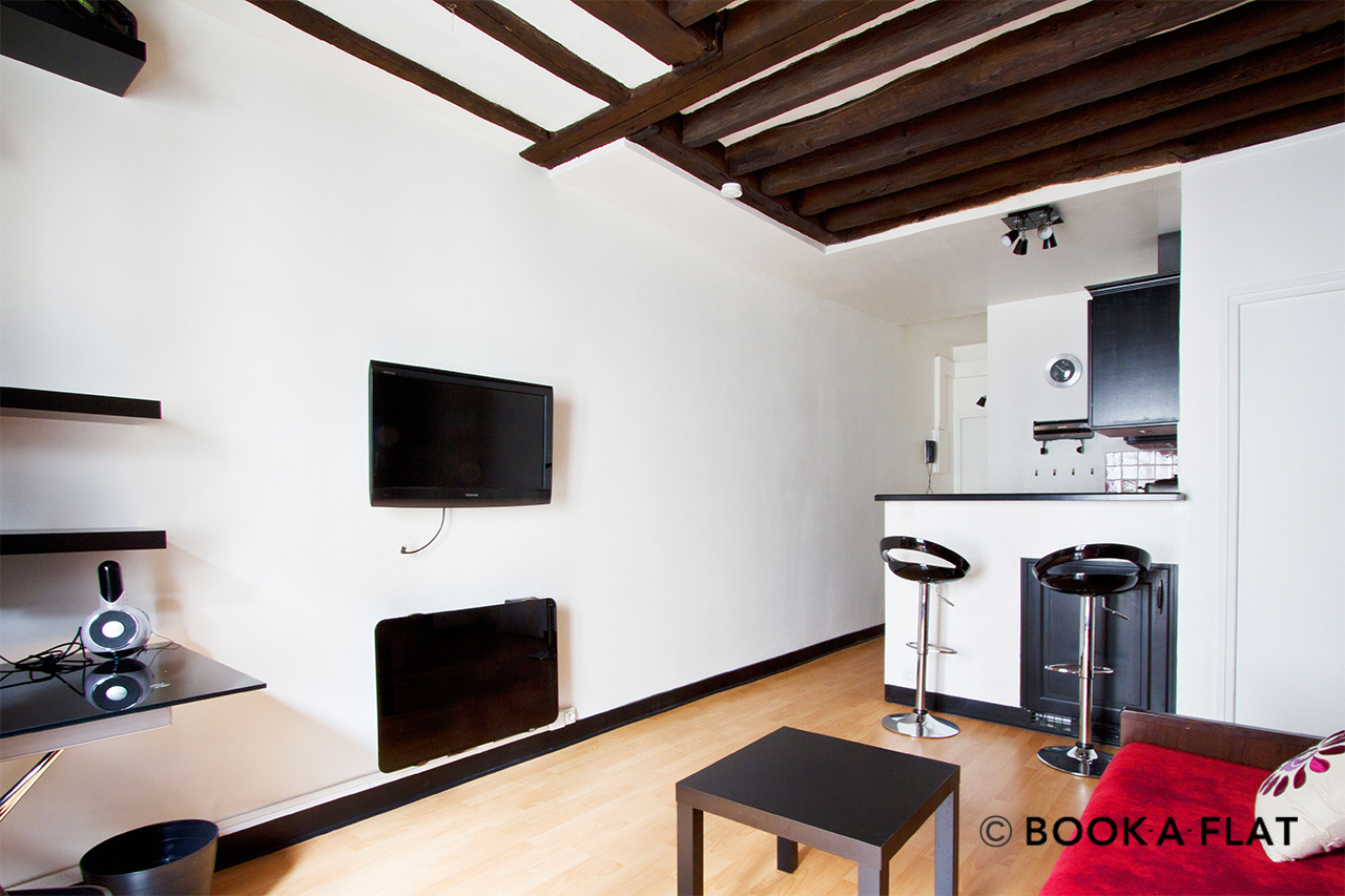 Studio for rent Rue du Faubourg du Temple, Paris | Ref 5279