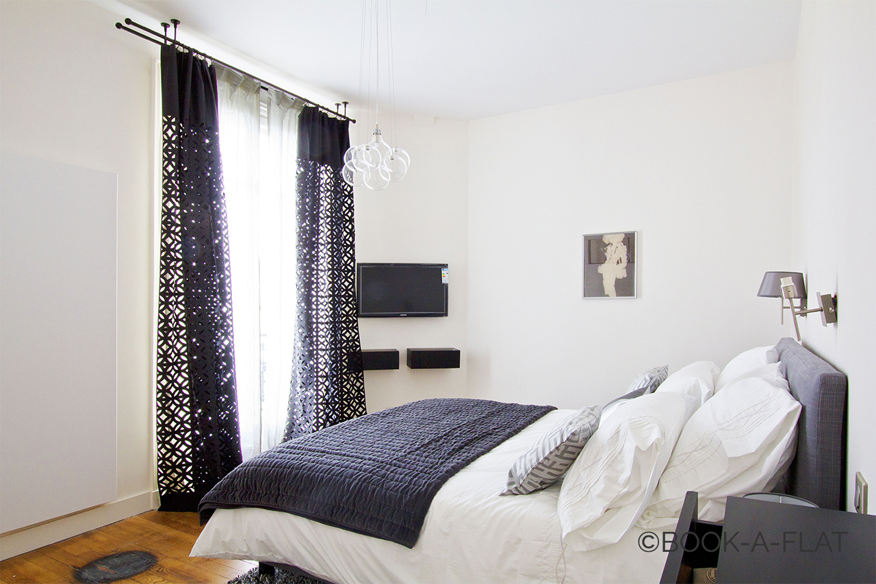 Appartamento Paris Avenue des Chalets 7