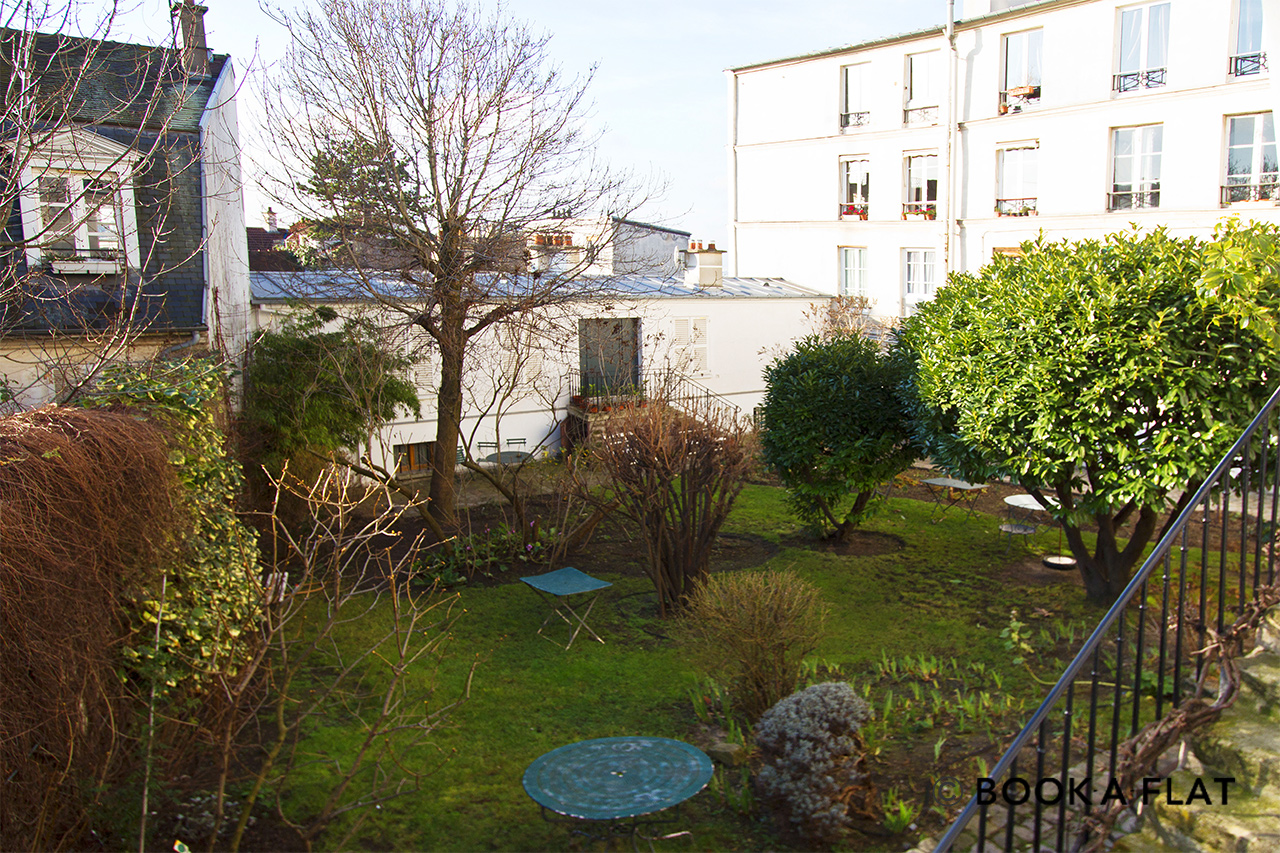 Appartement Paris Rue Gabrielle 6