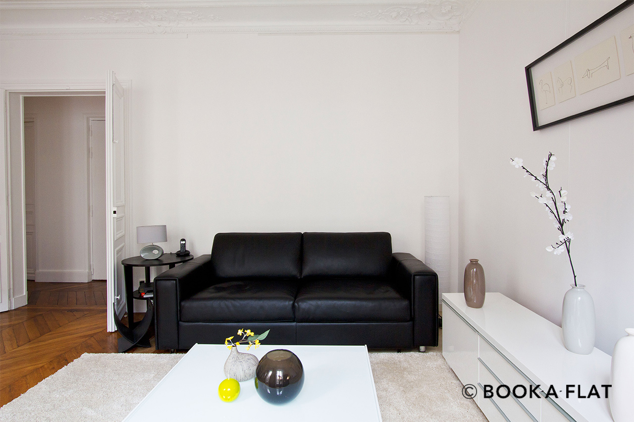Furnished apartment for rent Paris Rue Monge