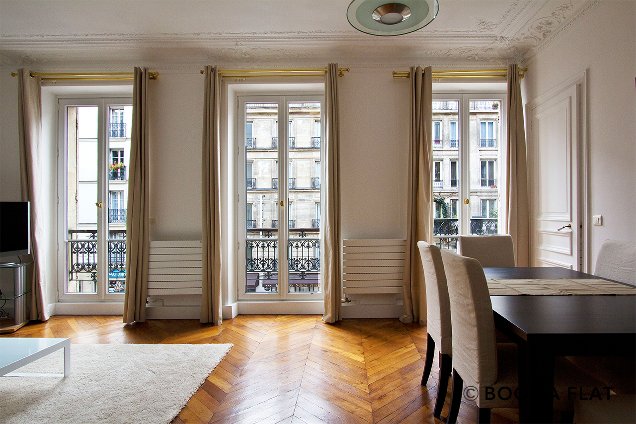 Квартира Paris Rue Monge 2