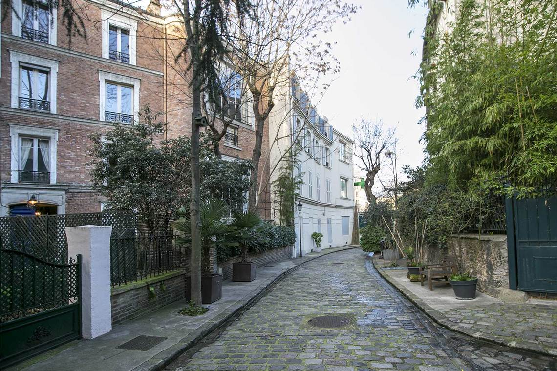 Appartamento Paris Avenue Frochot 19