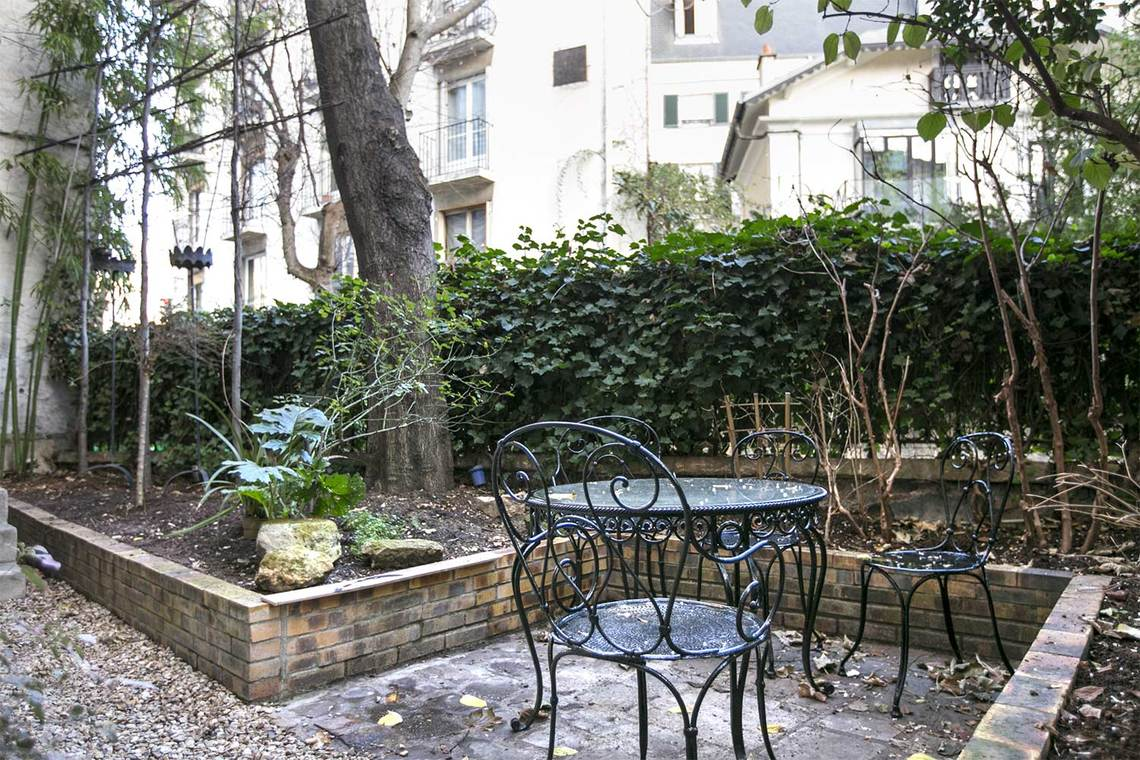 Appartamento Paris Avenue Frochot 16
